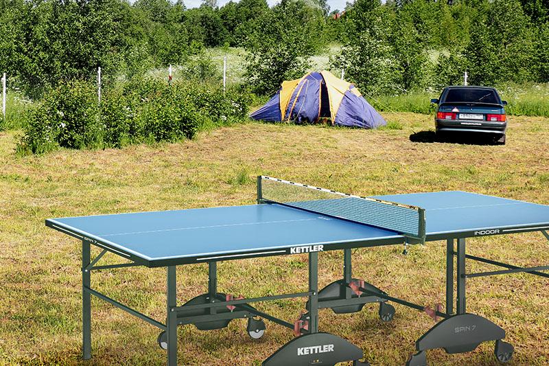настольный теннис на свежем воздухе, турнир по настольному теннису на прирорде, настольный теннис на природе,
