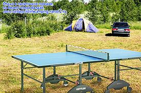 теннис на воздухе, теннис на природе, на валдае с палатками,